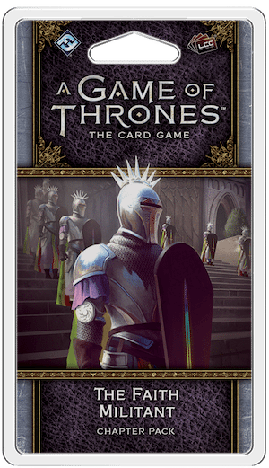 3 x Given to the Drowned God AGoT LCG 2.0 Game of Thrones The Faith Militant 92